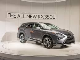 lexus new car class of 2018 the new and redesigned cars trucks and suvs
