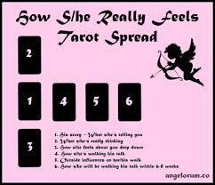 how they really feel tarot spread angelorum tarot and healing
