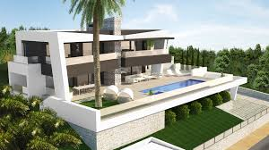 new luxury modern villa in marbella