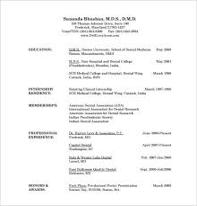 exle resume format cv format for doctors fresher c45ualwork999 org