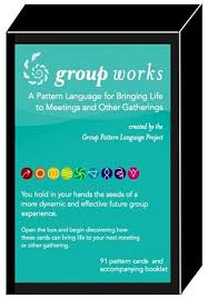 group pattern language project group works cards pattern language teaching game