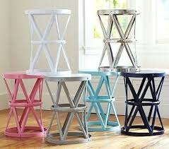Patio Side Table Metal Steel Patio Tables Patio Furniture The Home Depot Pertaining