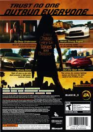 need for speed undercover 2008 xbox 360 box cover art mobygames