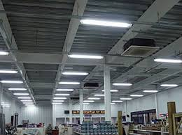 led linear tube lights led linear tube 100w high bay led light for industrial warehouse