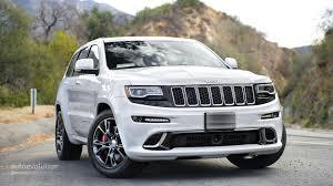 white jeep grand cherokee 2014 jeep grand cherokee srt review autoevolution