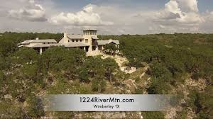 Hill Country Homes For Sale by Texas Hill Country Real Estate Listing 1224 River Mountain Road
