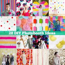 photobooth ideas diy ify 28 diy photobooth ideas