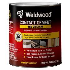 dap weldwood 128 fl oz original contact cement 00273 the home
