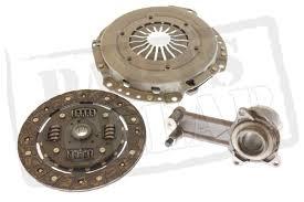 ford ka clutch kit including slave cylinder 3 part set 1 3 8v 50