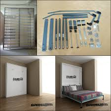 Folding Bed Mechanism Size Wall Bed Mechanism Diy Murphy Bed Mechanism Buy Wall