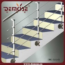 prefab metal stair railing linear guide rail aluminum rail buy