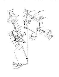 craftsman tractor parts model 917273021 sears partsdirect