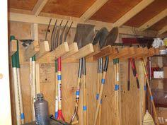 how to hang tools in shed help hang garden tools in garage general discussion diy
