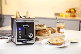 Brushed Stainless Steel Kettle And Toaster Set Krups Kh732d Breakfast Set 2 Slot Toaster With Brushed And Chrome