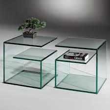 design glastisch kleiner glastisch haus mobel hl34 design glastisch couchtisch