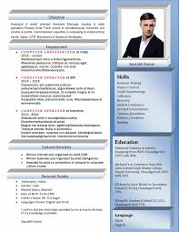 Best Resume Format With Example by What Is The Best Resume Template Sample Resume123