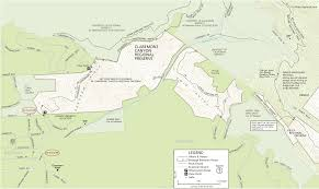 Park County Map Server Claremont Canyon Regional Preserve