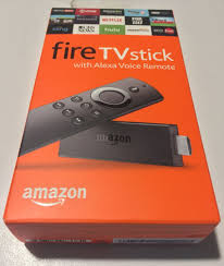 new amazon fire tv stick with alexa voice remote streaming media