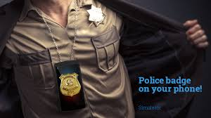 police badge simulator android apps on google play