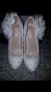 wedding shoes glasgow wedding shoes size 6 in chryston glasgow gumtree