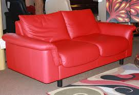 Red Leather Chair Stressless Paloma Chilli Red Leather By Ekornes Stressless