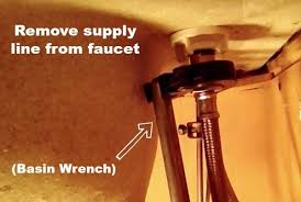 Installing A New Faucet In Bathroom How To Replace A Bathroom Faucet Plus 3 Brilliant Tool Tips