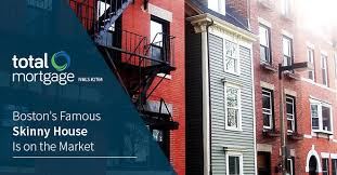 boston skinny house boston s famous skinny house is on the market total mortgage blog