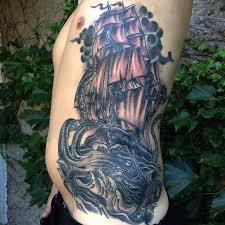 60 best kraken tattoo meaning and designs legend of the sea 2017
