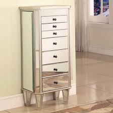 locking jewelry armoire locking jewelry box black wood chest lock
