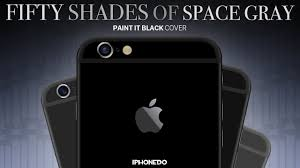 Shades Of Grey Paint by Fifty Shades Of Space Gray Paint It Black Cover Youtube