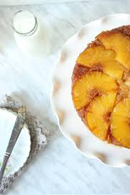 pineapple upside down cake flour u0026 spice