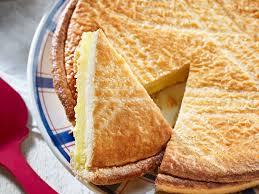 cuisine basque recettes gâteau basque à la fleur d oranger de philippe etchebest recettes