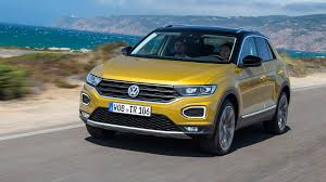 suv volkswagen 2010 vw t roc suv 2017 review by car magazine