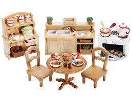 Calico Critters Living Room by Houses U0026 Furniture Calico Critters