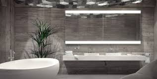 led illuminated bathroom mirror backlit mirrors for bathrooms