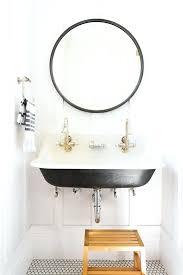 Black Mirror For Bathroom Fashioned Bathroom Mirrors Small Bathroom With Black