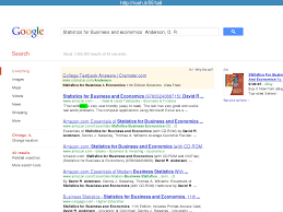 statistics for business and economics anderson d r google search