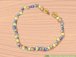 necklace baby images How to use a baby teething necklace 11 steps with pictures jpg