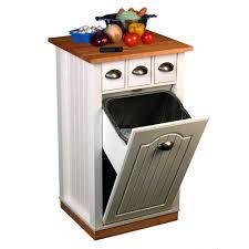 wood tilt out laundry hamper 22 amazing ideas of the tilt out trash bin for your home