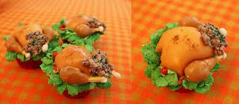 thanksgiving turkeys cupcake style thanksgiving