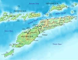 Asia Geography Map by Geography Of East Timor Wikipedia