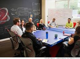 Ping Pong Conference Table 100 Fastest Growing Inner City Businesses Ping Pong Table