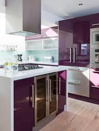 cuisine violette cuisine cuisine scandinave meuble cuisine scandinave meub plus
