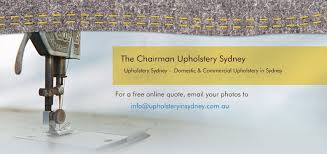 Boat Upholstery Sydney The Chairman Upholstery Sydney Services