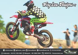 lucas oil pro motocross 2014 lucas oil pro motocross championship seely was wearing the all new