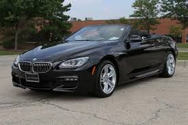 2014 bmw 640i convertible 2014 bmw 6 series 640i xdrive awd cab m sport package pre owned