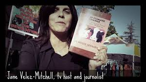 after the jane velez was cancelled what does she do now with her time jane velez mitchell tv host and journalist on climate and diet