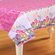My Little Pony Gift Wrapping Paper - my little pony friendship magic dinner plates birthdayexpress com