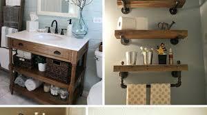 Rustic Bathroom Decor Ideas Rustic Bathroom Decor Small Home Ideas