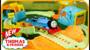 new thomas and friends trackmaster glowing mine with glow in the